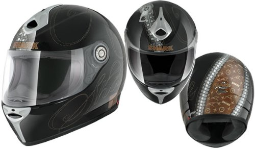 SHARK RSF3i Zipper, Streetfighter-Helm