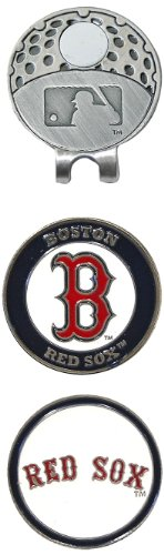 MLB Boston Red Sox 2 MKR Cap Clip, Navy (Red Sox Gifts compare prices)