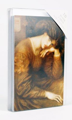 Rossetti's 'Reverie' Notecards