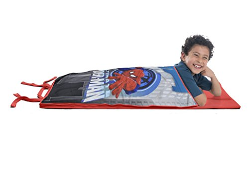 Marvel Spider-Man Memory Foam Nap Mat