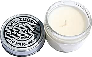 Sex Wax Scented Candle - Coconut