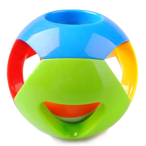 Baby Educational Toys Jingle Ball Rattle Baby Balls Grip