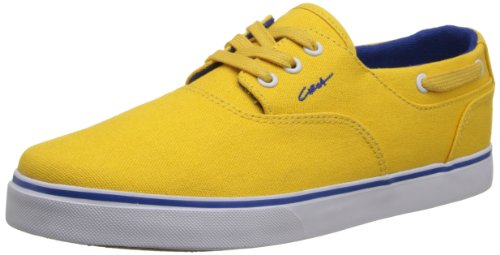 C1RCA Men's Valeo Fashion Sneaker,Lemon Chrome,11.5 M US
