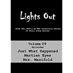 Lights Out - Volume 09
