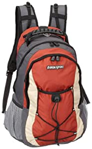 ASPENSPORT Sac à dos Outdoor et Trekking 35L Gris / rouge