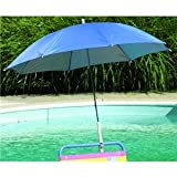 Rio Beach Clamp on Umbrella (Colors may vary)