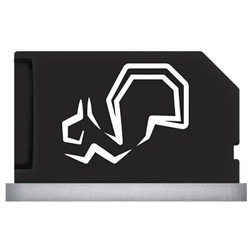 Nifty MiniDrive Case für Apple Macbook Retina 33 cm (13 Zoll) silber