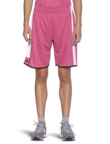 Spalding, Pantaloni sportivi corti da Donna 4Her, Rosa (pink), L
