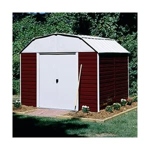 Click to buy Arrow Red Barn Shed - 10ft. x 14ft. from Amazon!