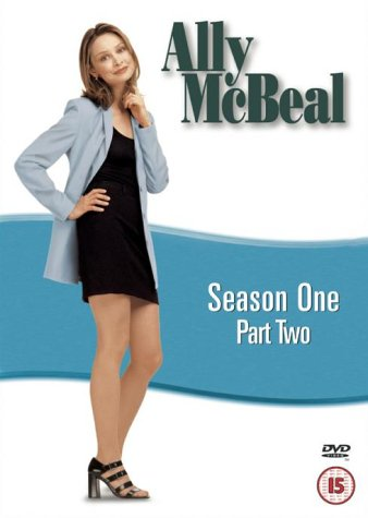 Ally McBeal - Season 1 Part 2 [DVD] [1998]