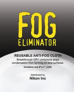 Nikon 8073 Fog Eliminator- 3 Pack