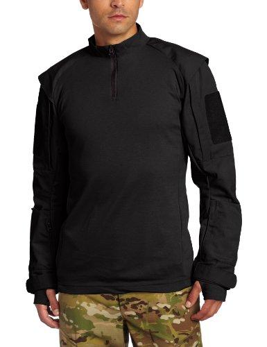 Propper Men'S Tac.U Combat Shirt, Black, Medium Short