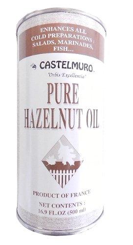 Hazelnut Oil 16.9 oz (500 ml)