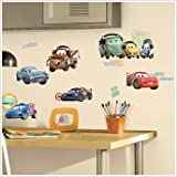 Cars 2 Peel & Stick Wall Decals (21 Decals)