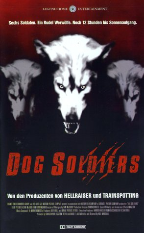 Dog Soldiers [VHS]