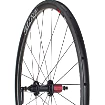 Zipp 202 Firecrest CC Front Wheel - 10/11-Speed, Black
