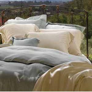 Legna Seville Sheets Luxury Italian Wood Fiber Fitted