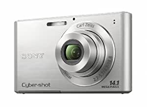 Sony DSC-W330 14.1MP Digital Camera with 4x Wide Angle Zoom with Digital Steady Shot Image Stabilization and 3.0 inch LCD (Silver) (OLD MODEL)