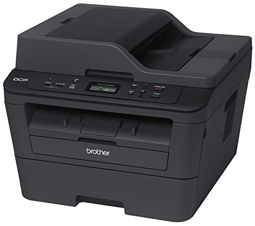 Brother DCP-L2540DW Wireless Monochrome  Compact Laser 3-in-1 Printer with Wireless Networking and Duplex Printing