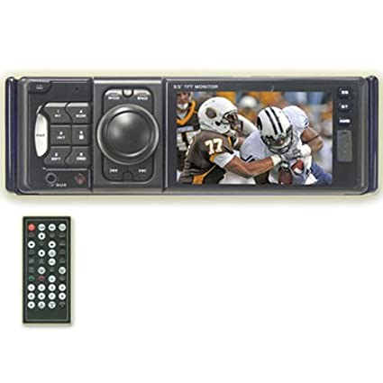 "Performance Teknique ICBM-3.55 3.5"" DIGITAL TFT Monitor, DVD/CD/MP3/MP4 at Sears.com"