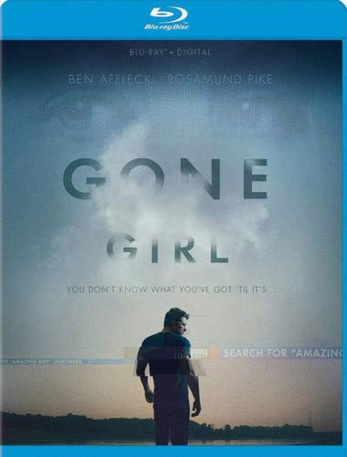 Blu-ray : Gone Girl (Digital Theater System, Widescreen, Subtitled, Dolby)