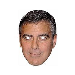 mask-arade パーティーマスク【ジョージ・クルーニー/Geoge Clooney】