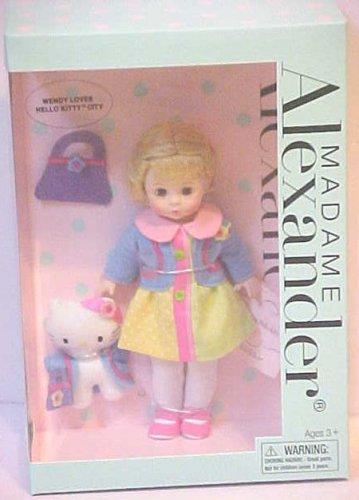 Madame Alexander Wendy Loves Hello Kitty Doll Set - Buy Madame Alexander Wendy Loves Hello Kitty Doll Set - Purchase Madame Alexander Wendy Loves Hello Kitty Doll Set (Madame Alexander, Toys & Games,Categories,Dolls,Porcelain Dolls)