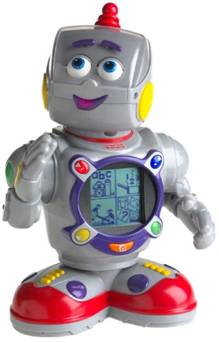 Fisher Price Kasey the Kinderbot Learning System - Buy Fisher Price Kasey the Kinderbot Learning System - Purchase Fisher Price Kasey the Kinderbot Learning System (Fisher Price, Toys & Games,Categories,Electronics for Kids,Learning & Education,Toys)