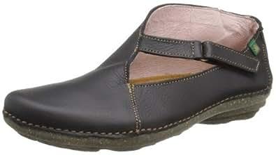El Naturalista Torcal, Women's Loafers, Black, 4 UK (37 EU)
