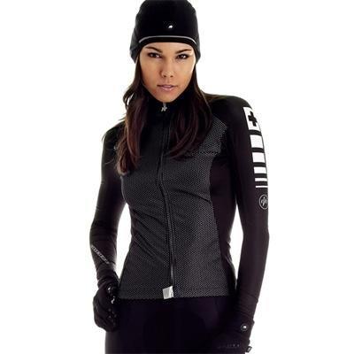 Buy Low Price Assos 2012 Women's IntermediateEvo Lady Long Sleeve Cycling Jersey – Black – 12.24.214.10 (B0023FG1DK)
