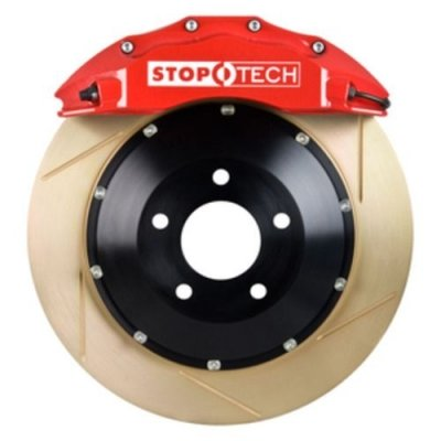 StopTech (83.488.6800.73) Brake Rotor, Front