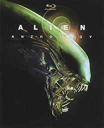 Alien Anthology (Alien / Aliens / Alien 3 / Alien: Resurrection) [Blu-ray]