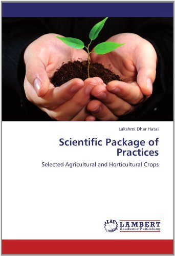Scientific Package of Practices: Selected Agricultural and Horticultural Crops