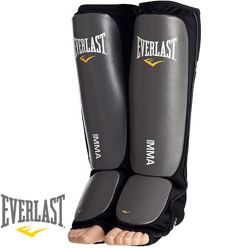 Everlast MMA Shin Guards Slip-on - S/M