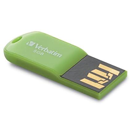 Verbatim-Store-N-Go-Micro-8GB-Pen-Drive-(Purple)
