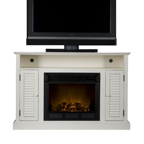 Corner electric fireplace - Choosing the right white electric fireplace for you ...