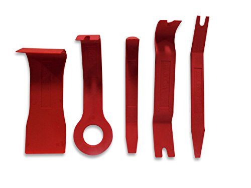 Astro 4505 5-Piece Fastener and Molding Remover Set (Paint Trim Tool compare prices)