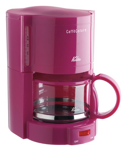 Pink Coffee Makers