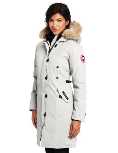Canada Goose Women's Kensington Parka Coat �C Women Clothing