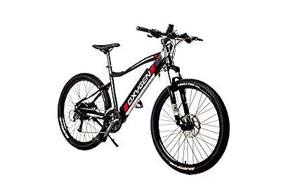 Oxygen S-CROSS MTB Electric Bike 19in