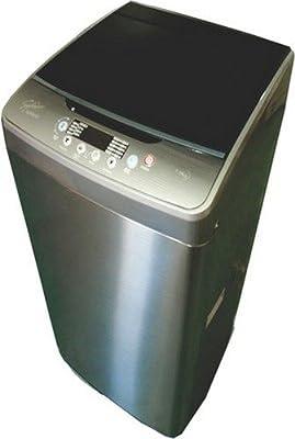 Onida WO70TSPLST1 Fully-automatic Top-loading Washing Machine (7 Kg, Grey)