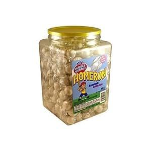 Amazon.com : Dubble Bubble Homerun Baseball Gumballs (Pack of 240