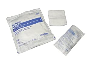 "Curity Burn Dressings by Kendall ( DRESSING, BURN, CURITY, 50-PLY, 18""X18"" ) 24 Each / Case"