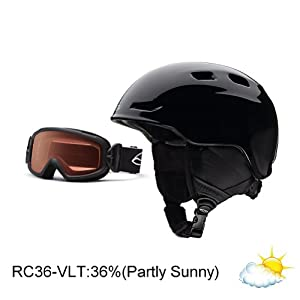 Smith Zoom and Sidekick Combo Kids Helmet 2014 by Smith Optics