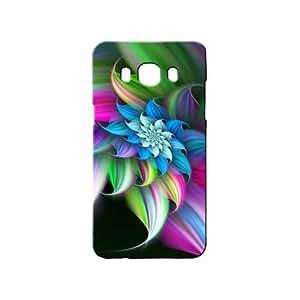 BLUEDIO Designer 3D Printed Back case cover for Samsung Galaxy J7 (2016) - G2984