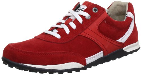 Camel active Sevilla 70 Trainers Womens Red Rot (fire/white) Size: 3.5 (36 EU)