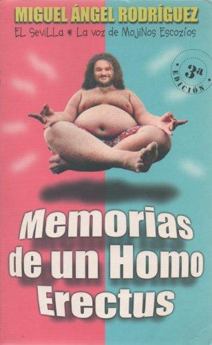 Memorias De Un Homo Erectus descarga pdf epub mobi fb2