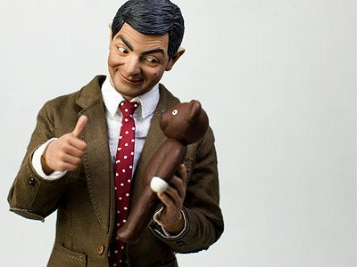 Real Masterpiece 1/6 Collectible Figure - Mr.Bean(ミスター・ビーン)