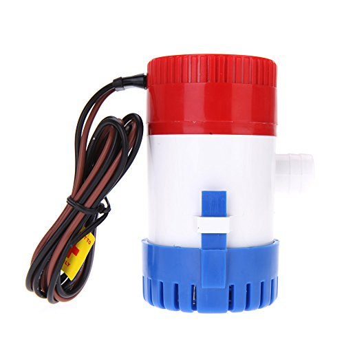 TOMTOP Seaflo 12V 350GPH Submersible Boat Marine Bilge Water Pump Equipment for RV Fishing Boat Caravan (12 Volt Rv Thermostat compare prices)