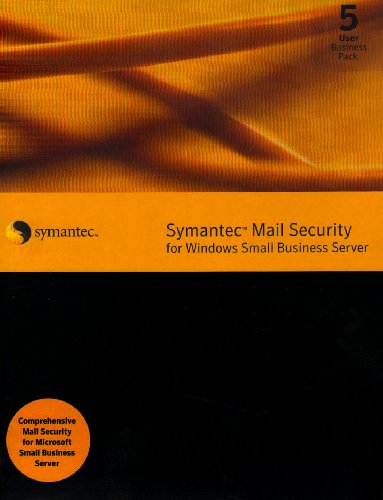 Symantec Mail Security 6.0, Windows SBS CD 5U Bundle Business Pack Basic, 12 Months – Subscription SKU